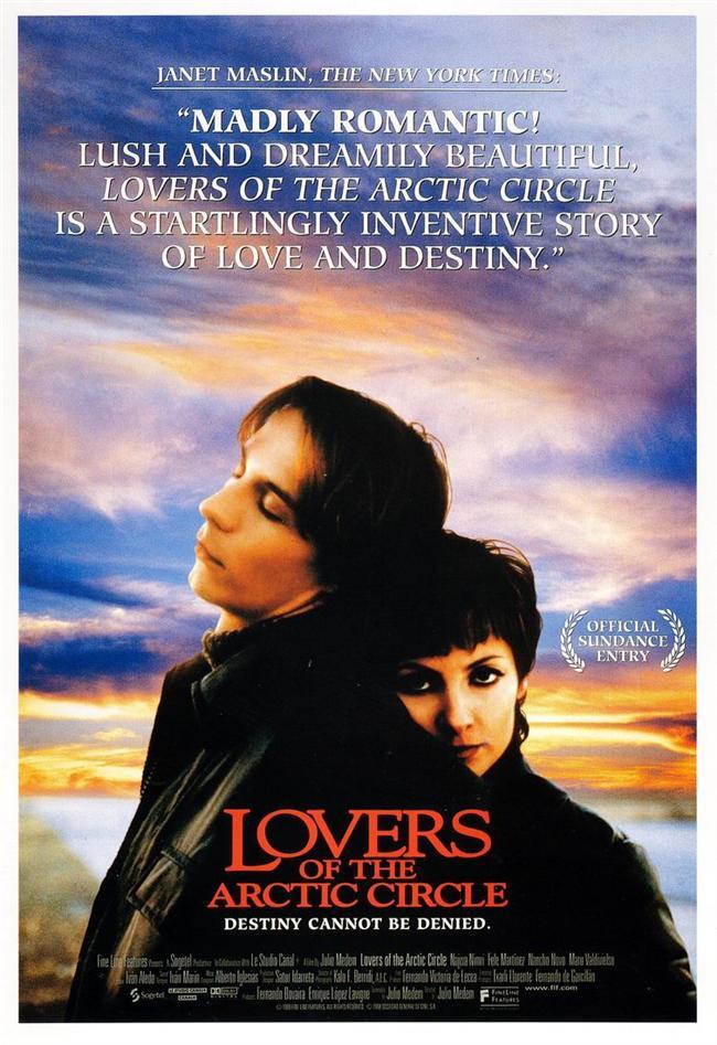 Kutup Çizgisi Aşkları - Los Amentes Del Circulo Poar