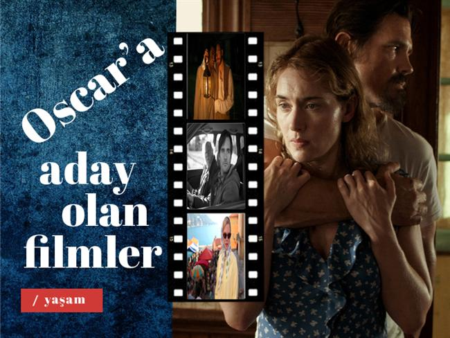 "En iyi film ödülü adayları  ""12 Years a Slave,"" ''Captain Phillips,"" ''Dallas Buyers Club,"" ''Her,"" ''Nebraska,"" ''The Wolf of Wall Street"", ""Philomena"", ""Gravity"", ""American Hustle""  En iyi erkek oyuncu  Christian Bale -""American Hustle"" Bruce Dern- ""Nebraska"" Leonardo DiCaprio - ""The Wolf of Wall Street"" Chiwetel Ejiofor- ""12 Years a Slave"" Matthew McConaughey - ""Dallas Buyers Club""  En iyi kadın oyuncu  Amy Adams - ""American Hustle"" Cate Blanchett -""Blue Jasmine"" Sandra Bullock -""Gravity"" Judi Dench - ""Philomena"" Meryl Streep - ""August: Osage County""  En iyi yönetmen  David O. Russell - ""American Hustle"" Alfonso Cuaron- ""Gravity"" Alexander Payne - ""Nebraska"" Steve McQueen - ""12 Years a Slave"" Martin Scorsese -""The Wolf of Wall Street""  En iyi yardımcı erkek oyuncu  Barkhad Abdi - ""Captain Phillips"" Bradley Cooper -""American Hustle"" Michael Fassbender - ""12 Years a Slave"" Jonah Hill - ""The Wolf of Wall Street"" Jared Leto- ""Dallas Buyers Club""  En iyi yardımcı kadın oyuncu  Sally Hawkins - ""Blue Jasmine"" Jennifer Lawrence- ""American Hustle"" Lupita Nyong'o- ""12 Years a Slave"" Julia Roberts - ""August: Osage County"" June Squibb - ""Nebraska"""