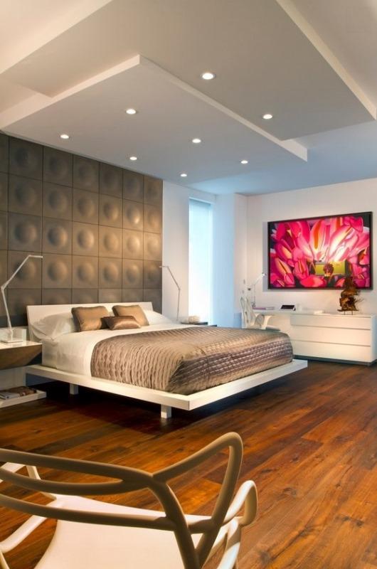 En güzel yatak odası tasarımları! - 9