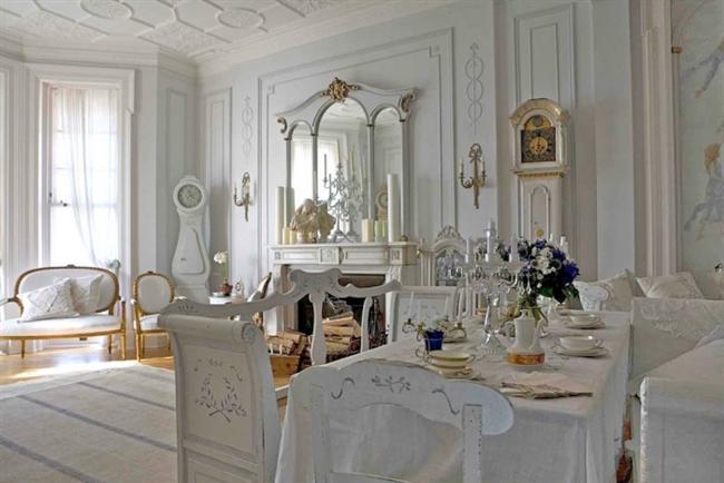 Beyaz ev tasarımları - 13