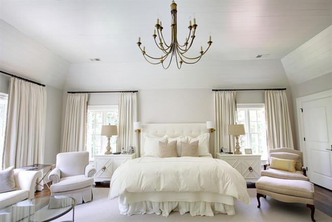 Beyaz ev tasarımları - 16
