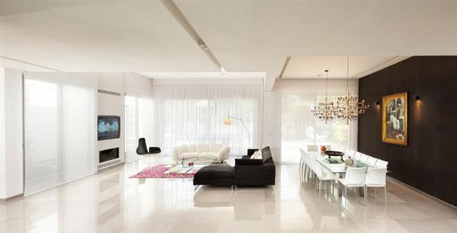 Beyaz ev tasarımları - 34