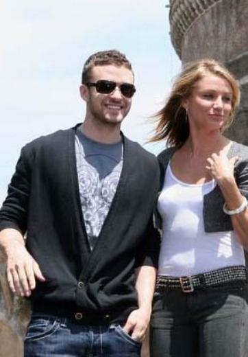Diaz'ın eski sevgilisi Justin Timberlake ise kendisinden 9 yaş daha gençti.