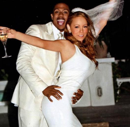 Mariah Carey'nin kocası Nick Cannon kendisinden 11 yaş genç.