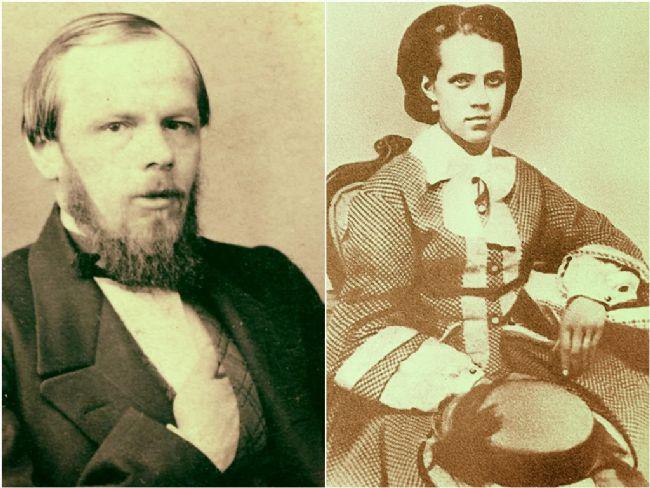 Dostoyevski ve Anna Anna Grigoryevna Snitkina 20 yaşındayken Fyodor Dostoyevski'nin yanında sekreter olarak çalışmaya başladı.  Zaman içerisinde 20 yaşındaki Anna Grigoryevna Snitkina 45 yaşındaki Dostoyevski'ye aşık oldu ve evlendi.  İkisi kız dört çocukları olmuştur fakat bunlardan yalnızda ikisi uzun ömürlü oldu. Anna Dostoyevski'nin yaşamı  boyunca hep yanında bulundu. Sovyet Devrimi'ni gördü, açlık yıllarının sıkıntısını yaşadı. Kafkasya'da elma bahçeleri içindeki evine çekildi. Bir süre sonra bağırsak iltihabı tanısıyla Yalta'da tedavi gördü. Dostoyeski Anna için birçok yazı yazmıştır.