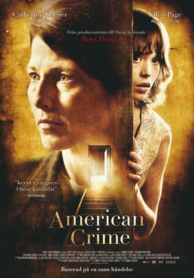 An American Crime - Bir Amerikan Suçu  Olay 1965 yılında Sylvia Likens adlı 16 yaşındaki genç kızın Indianapolis'te yaşayan Gertrude Baniszewski, onun 5 çocuğu ve komşu çocuklarınca işkenkence görmesi ve devamında ölmesidir.