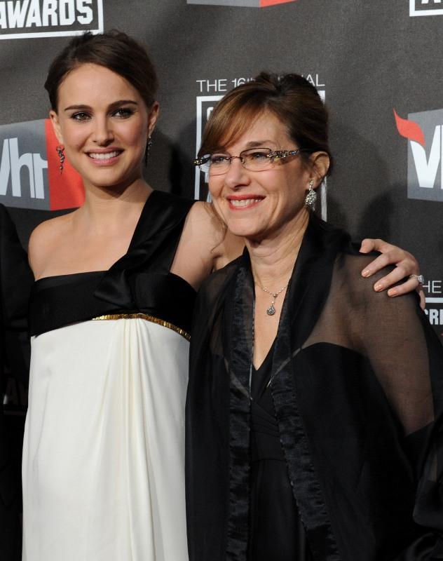 Natalie Portman ve annesi Shelley Hershlag