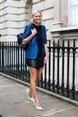 Londra Moda Haftası'ndan sokak stilleri - 4