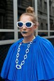 Londra Moda Haftası'ndan sokak stilleri - 8