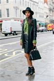 Londra Moda Haftası'ndan sokak stilleri - 9