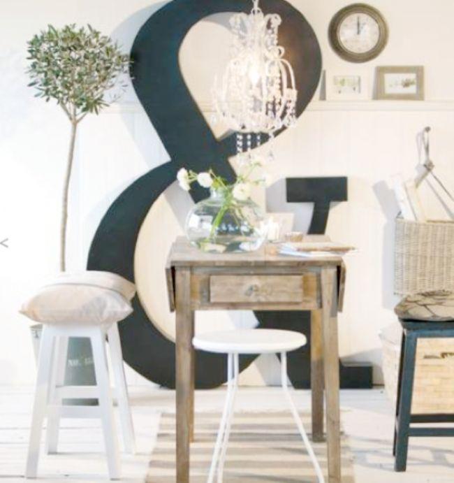 Tipografik ev aksesuarı tasarımları - 43