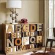 Tipografik ev aksesuarı tasarımları - 1