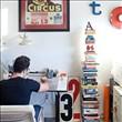Tipografik ev aksesuarı tasarımları - 3