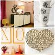 Tipografik ev aksesuarı tasarımları - 63