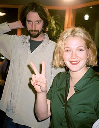 Drew Barrymore ve Tom Green - 1 ay sürdü.