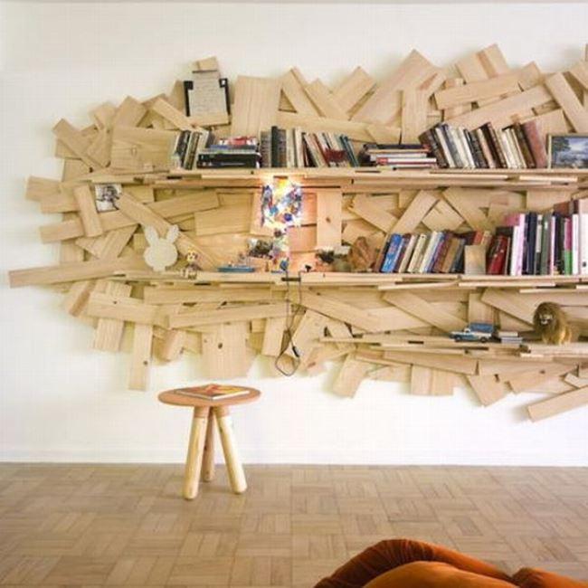 Hayatımızın vazgeçilmezi olan kitapları, hem şık hem kullanışlı hem de ilgi çekici bir yere koymayı kim istemez? İşte bizde size en ilginç ve şık kitaplık tasarımlarını hazırladık...