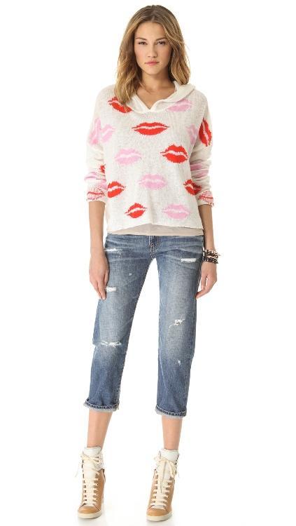 Modada öpücük trendi! - 22
