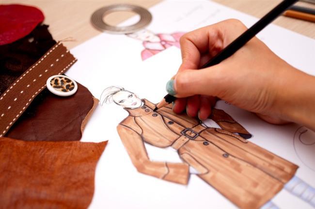 7-Kendi  tasarımız olan bir kıyafet yapın veya yaptırın.