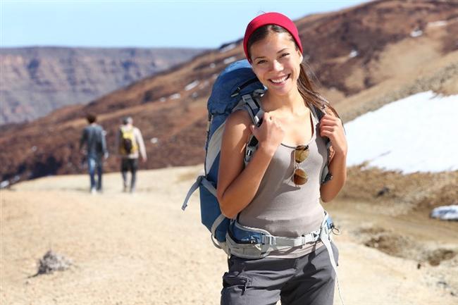 9-Ufak bir sırt çantası hazırlayın ve plansız bir şekilde yollara düşün.
