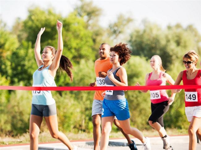13-Maratona katılın.