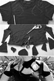 Eski kıyafetleri yenileme - 15