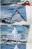 Eski kıyafetleri yenileme - 24