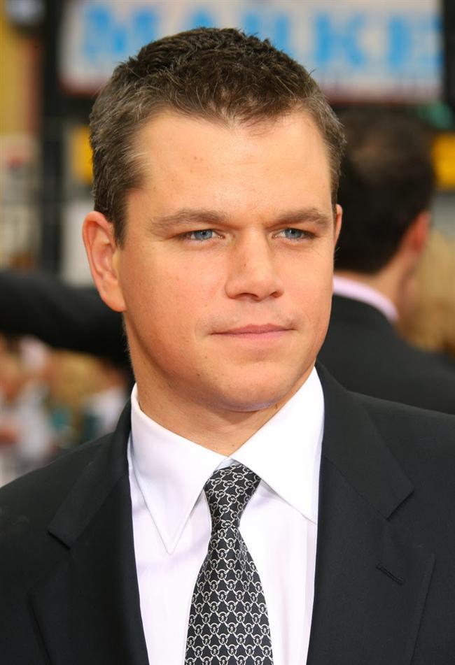 Matt Damon  Dört kız babası Matt Damon!