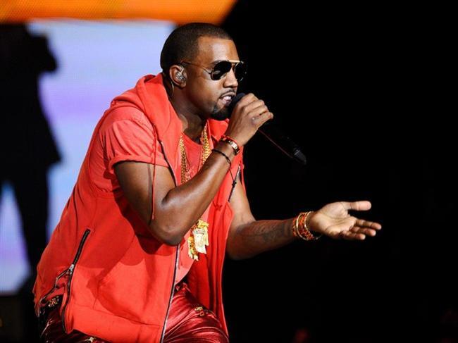 Kanye West  Kim Kardashian'ın eşi, çiçeği burnunda baba Kanye West!