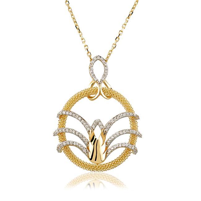 MutluGold Avangard Altın Kolye: 868 TL