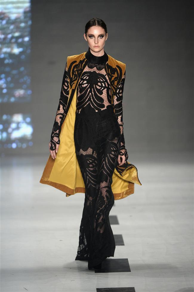 İstanbul Moda Haftası Raisa Vanessa defilesi - 15
