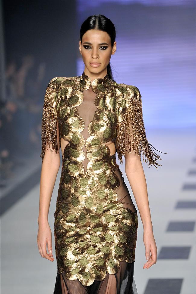 İstanbul Moda Haftası Raisa Vanessa defilesi - 5