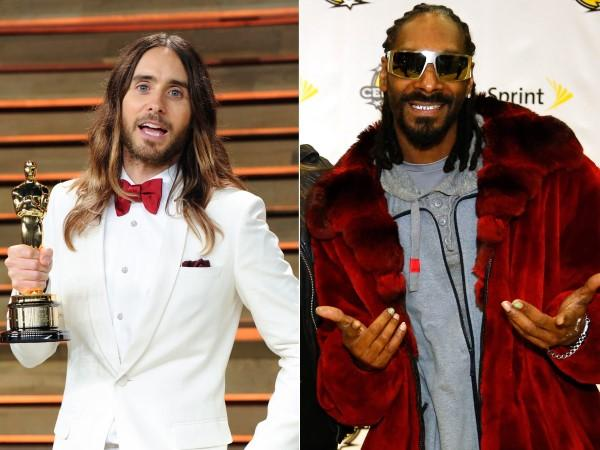 Jared Leto - Snoop Dogg
