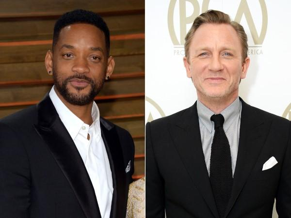 Will Smith - Daniel Craig