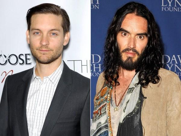 Tobey Maguire - Russell Brand