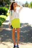 Modada sarı trendi - 19