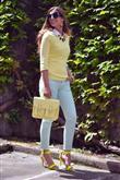 Modada sarı trendi - 23