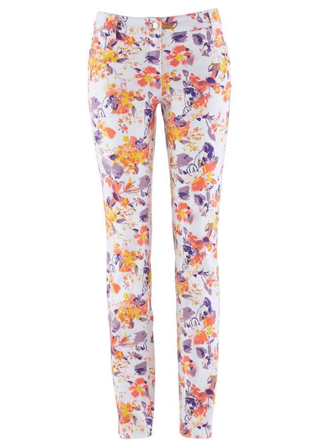Çiçekli pantolon 74,99TL