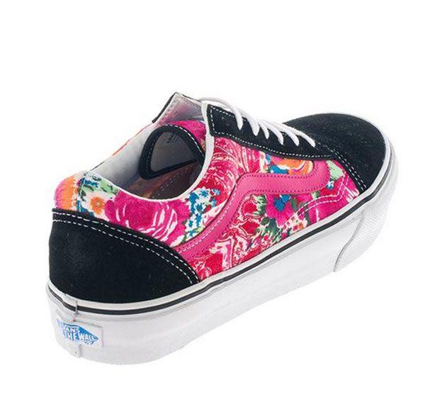 Sneakerlarda floral etki - 26