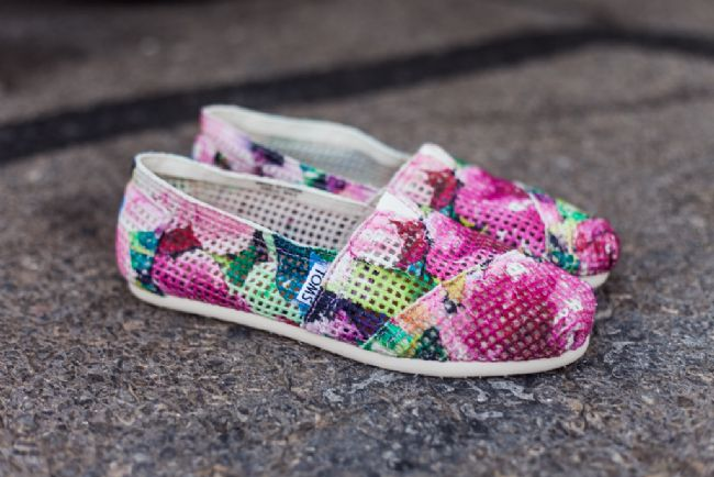 Sneakerlarda floral etki - 14
