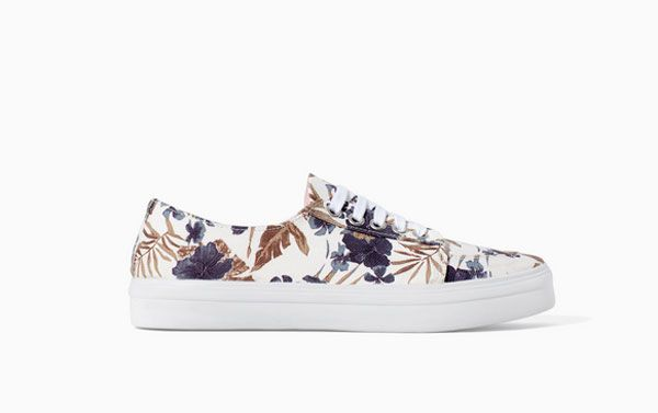 Sneakerlarda floral etki - 27