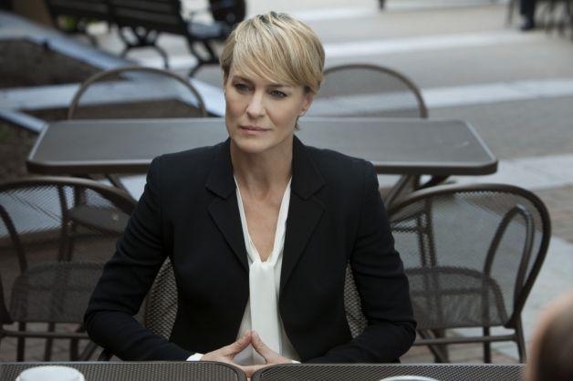 House of Cards'daki Claire Underwood