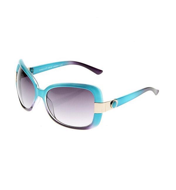 Kemik gövdeli mavi gözlük