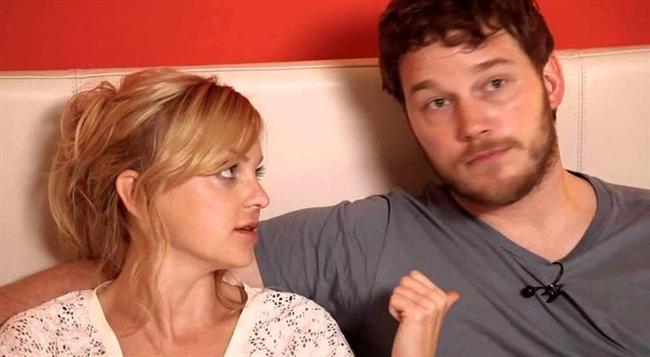 """Wendy Franklin & Kyle Masterson – Bu Gece Beni Eve Al  Anna Faris & Chris Pratt  """"Take Me Home Tonight"""" adlı filmde 2011 yılında birlikte oynadılar.  2009 yılından beri evliler.  2012 yılında bir erkek çocukları oldu.   (Onedio)"""