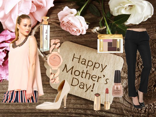 Haftanın stili Anneler Günü! Mahmure bu hafta sizin için Anneler Günü'nde giyebileceğiniz ya da annenize hediye edebileceğiniz bir kombin hazırladı. Pazar kahvaltısında veya güzel bir akşam yemeğinde giyebileceğiniz bu somon kombinin, anneler için büyük bedenleri de mevcut. Galerimiz içerisinde yer alan parçalara tek tek göz atabilir, dilerseniz satın da alabilirsiniz... Anneler Günü'nüz kutlu olsun...