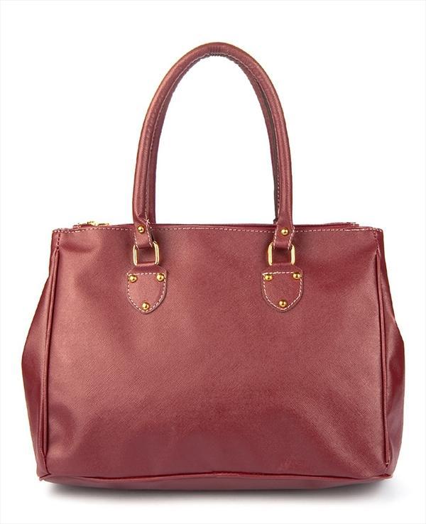 Bordo el çantası