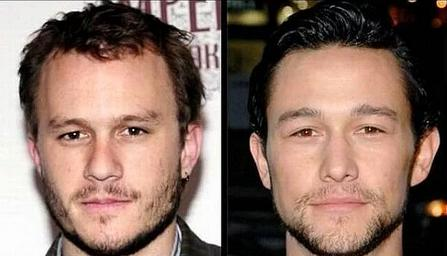 Heath Ledger - Joseph Gordon-Levitt