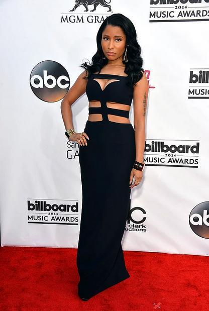 Nicki Minaj - 1,57 m