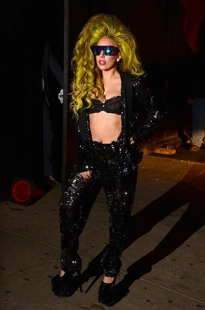 Lady Gaga - 1,55 m