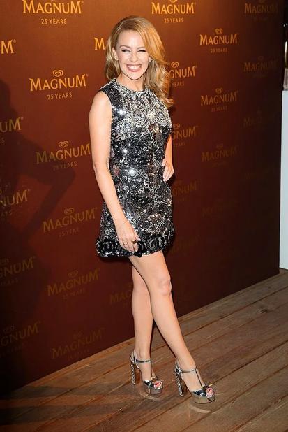 Kylie Minogue - 1,57 m