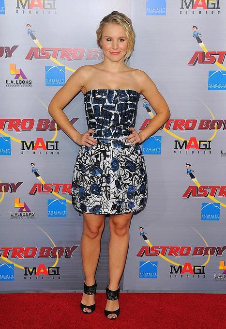 Kristen Bell-1,55 m